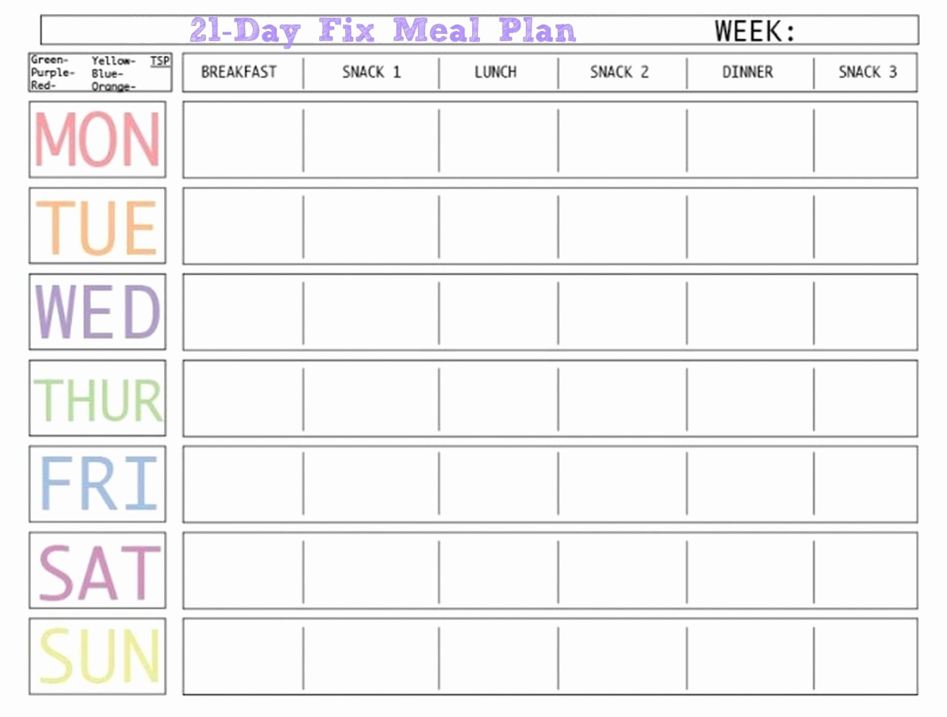 Meal Plan Template Pdf Best Of Keto Meal Planning Template Pdf Seven Things to Avoid In
