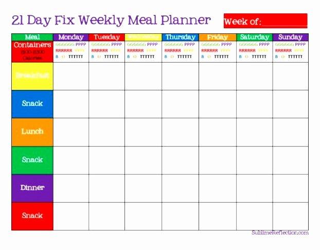Meal Plan Template Word Lovely 5 Weekly Diet Plan Template Uieoe