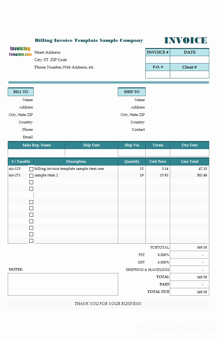 Medical Bill Template Pdf Best Of Construction Invoice Template