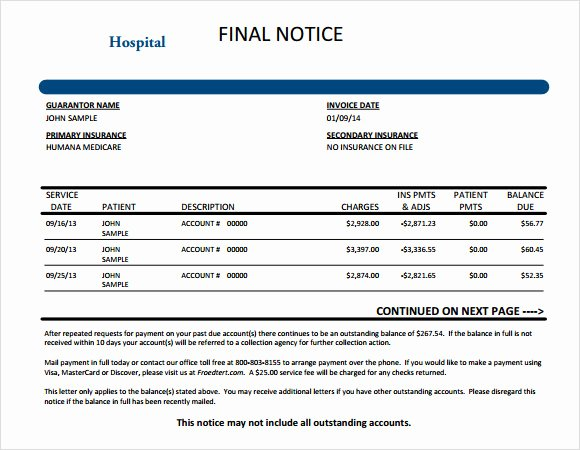 Medical Records Invoice Template Beautiful Medical Invoice Template 10 Free Word Pdf Excel format