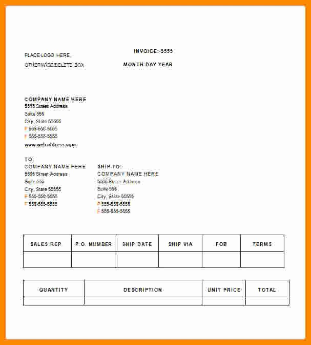 Medical Records Invoice Template Fresh 7 Medical Records Fee Invoice