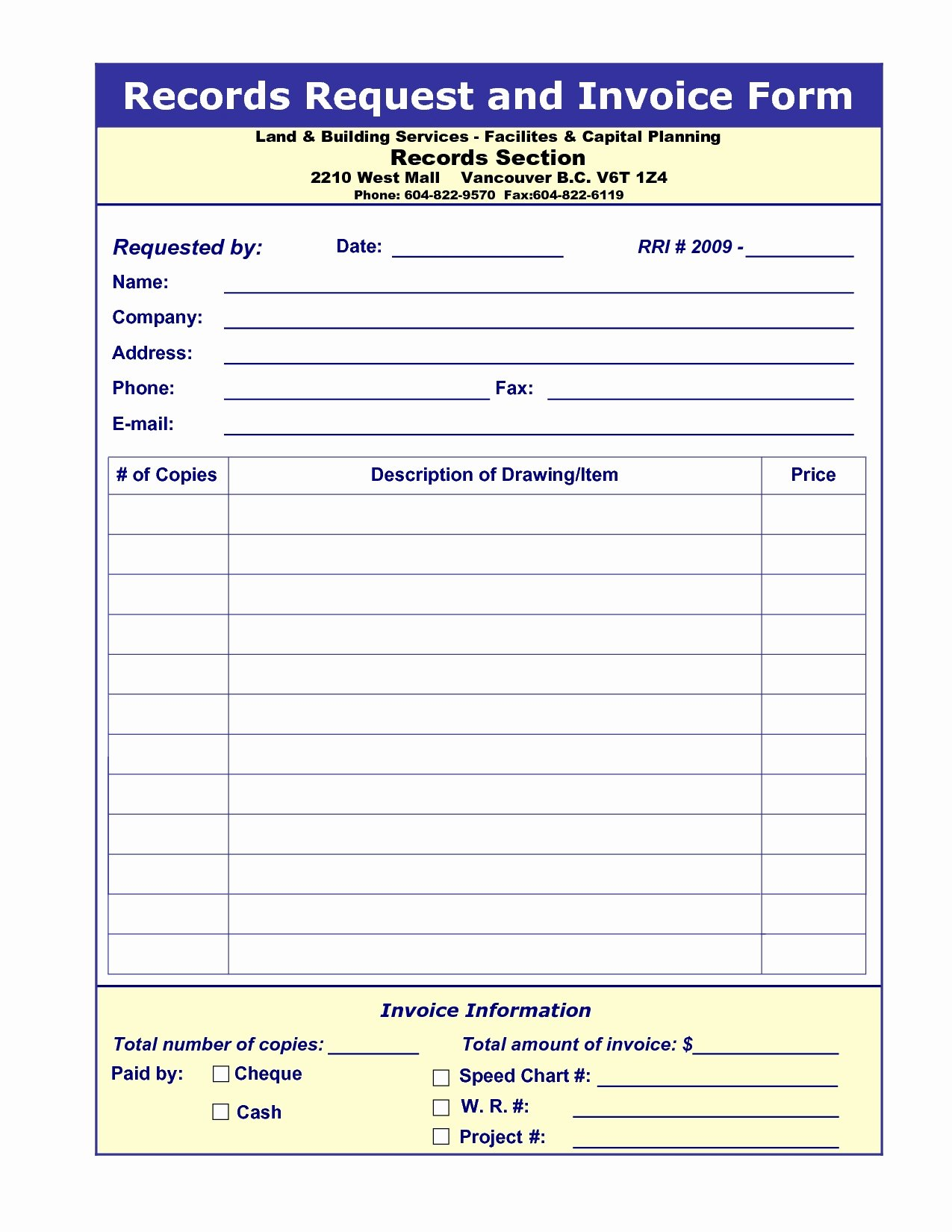 Medical Records Invoice Template Luxury Medical Records Invoice Invoice Template Ideas