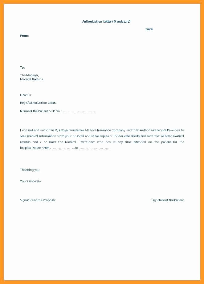 Medical Records Request form Template Fresh 12 13 Letter to Request Medical Records