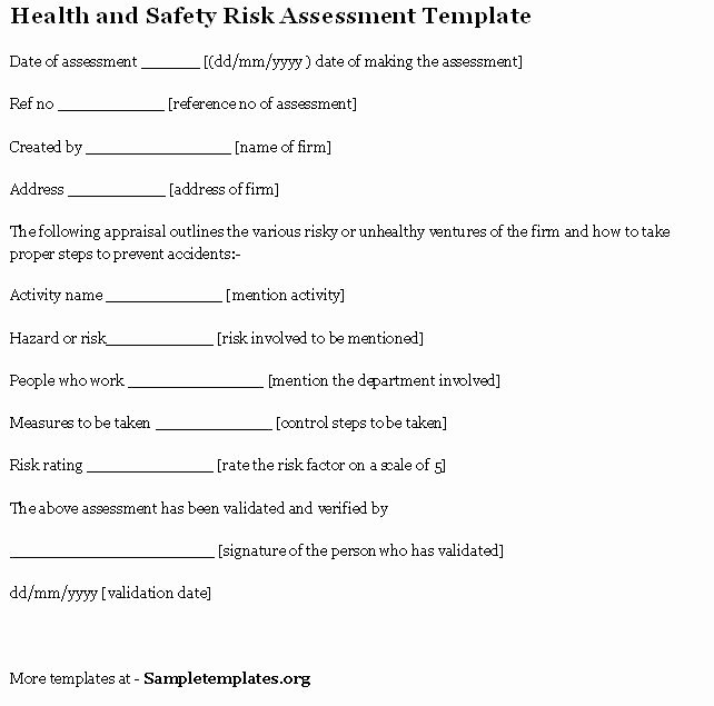 Mental Health assessment Templates Awesome Safety Risk assessment Quotes Image Quotes at Hippoquotes