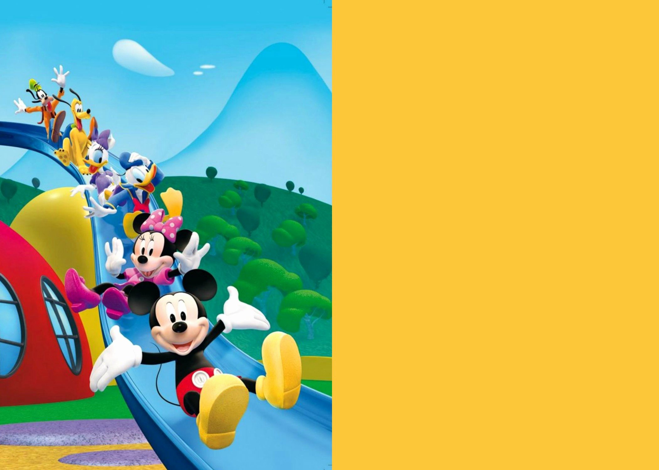 Mickey Mouse Invitations Template Awesome How to Make Mickey Mouse Clubhouse Digital Invitation Step