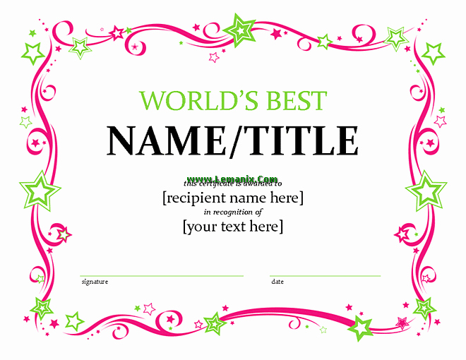 Microsoft Publisher Certificate Template Beautiful Microsoft Fice Templates for Ms Fice software