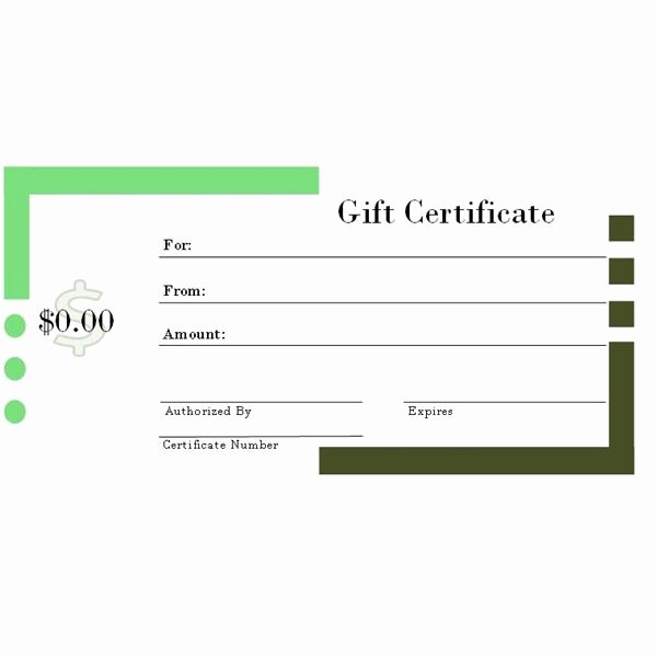 Microsoft Publisher Certificate Template Fresh 6 Free Printable Gift Certificate Templates for Ms Publisher