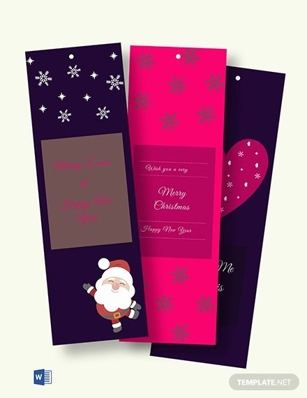 Microsoft Word Blank Bookmark Template Luxury 15 Free Bookmark Templates Word Psd