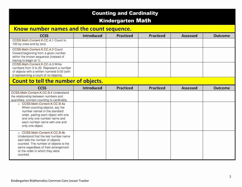 Middle School Lesson Plan Template Unique Mon Core Music Lesson Plan Template – top Kindergarten