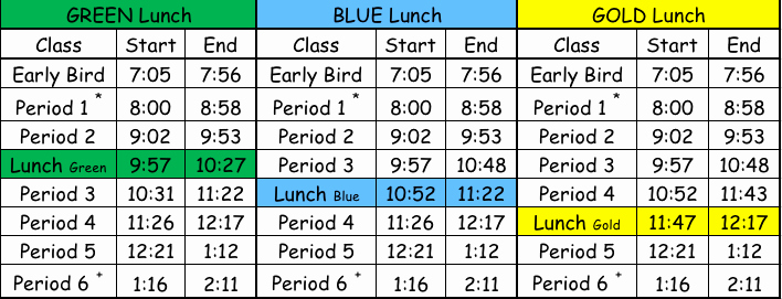 Middle School Schedule Template Awesome Rmms Home