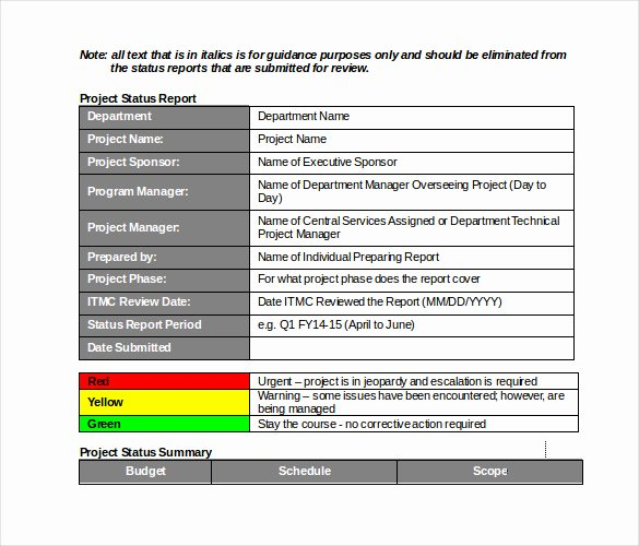Monthly Report Template for Manager Best Of 20 Monthly Report Templates Google Docs Word Pdf