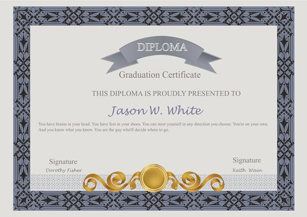 Ms Publisher Certificate Templates Awesome Certificates Templates & Sample – Design Excellent