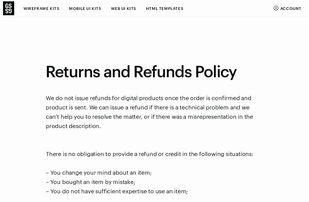 No Refund Policy Template Elegant No Refund Policy Template Picture Cancellation for