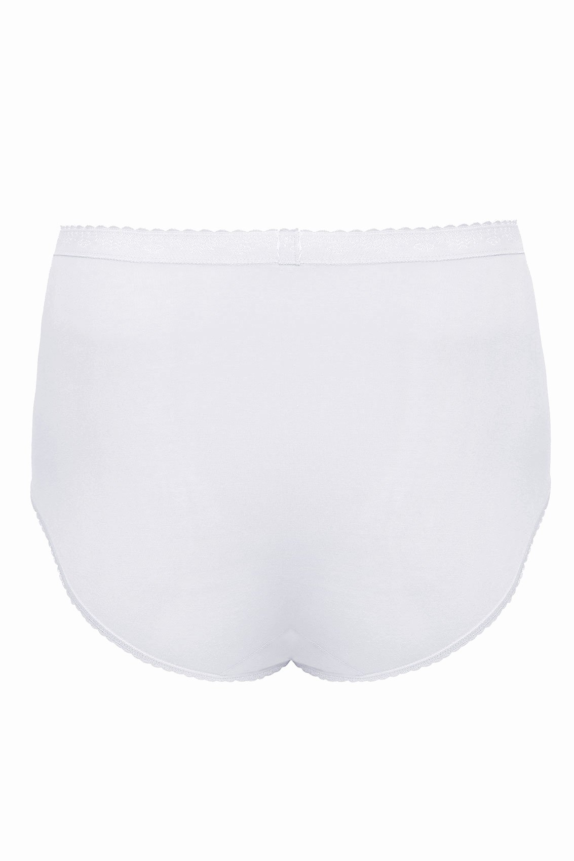 No Refund Policy Template Lovely Sloggi White Control Maxi Briefs 2 Pack Plus Size 16 18 20