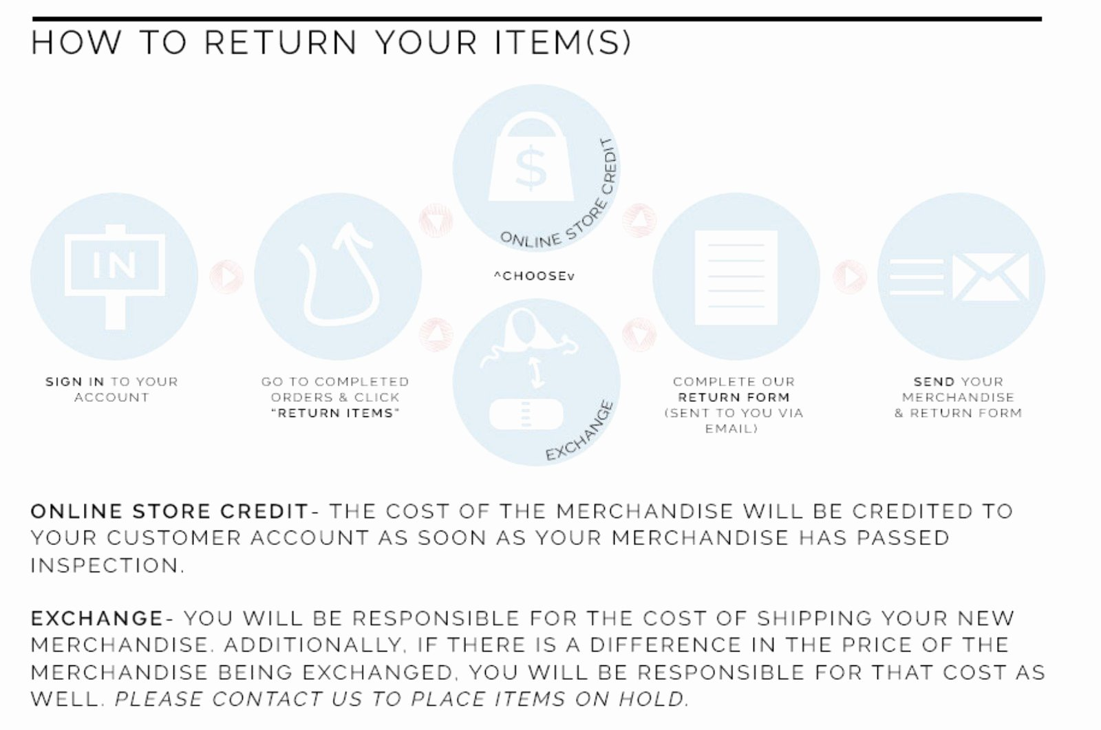 No Return Policy Template Beautiful How to Write An E Merce Return Policy [template and