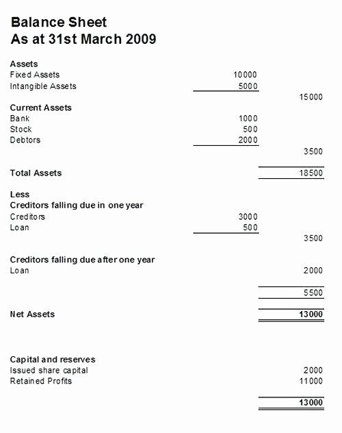 Non Profit Balance Sheet Template Inspirational andeshouse