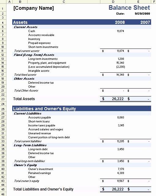 Non Profit Balance Sheet Template New Non Profit Financial Statement Template Free 2016