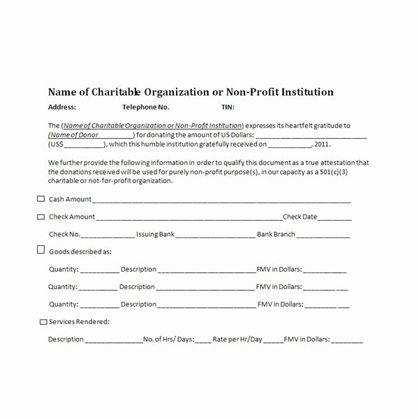 """Non Profit Donation Receipt Template Beautiful Search Results for """"sample 501c3 Donation Receipt Letter"""