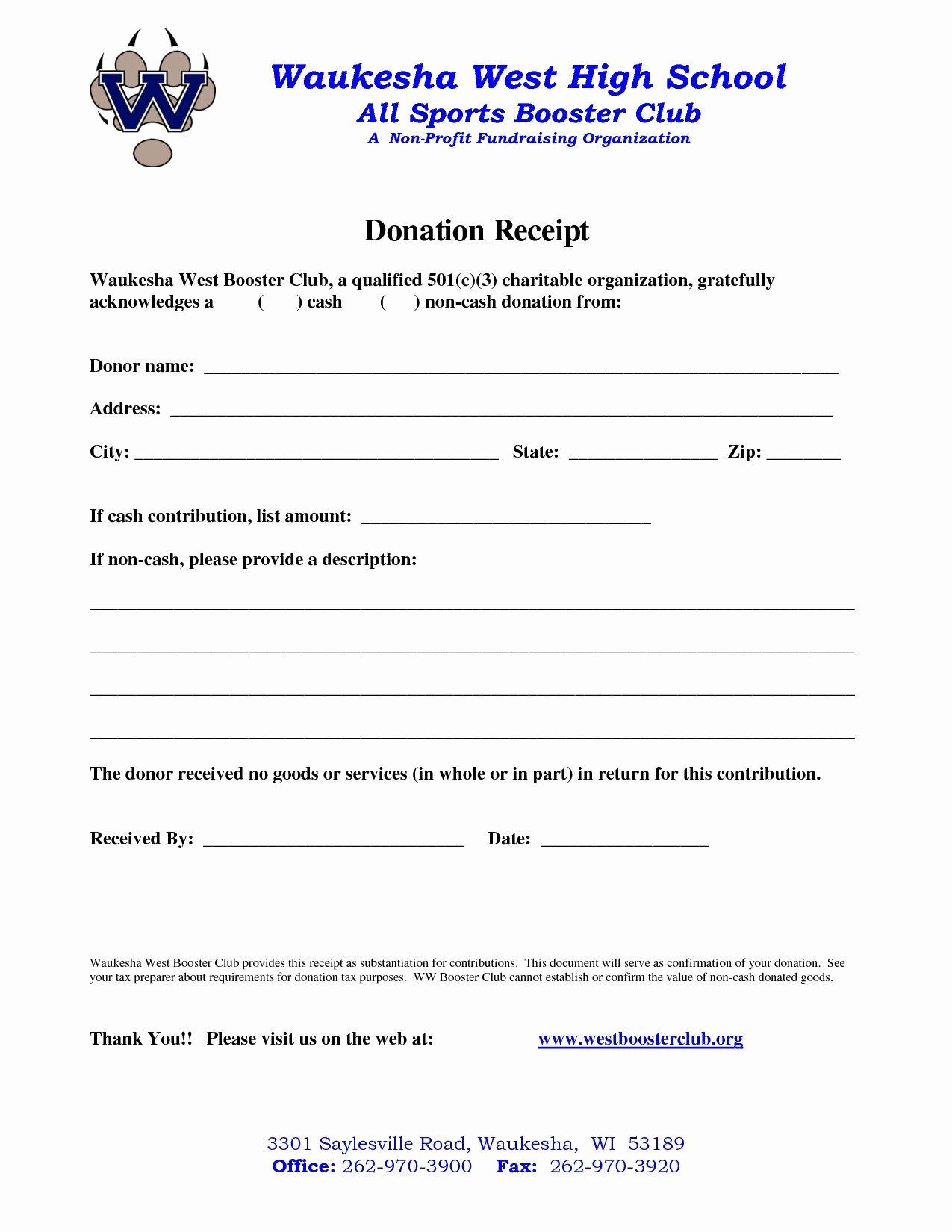 Non Profit Donation Receipt Template Elegant Immigration Letter Support for A Friend Template