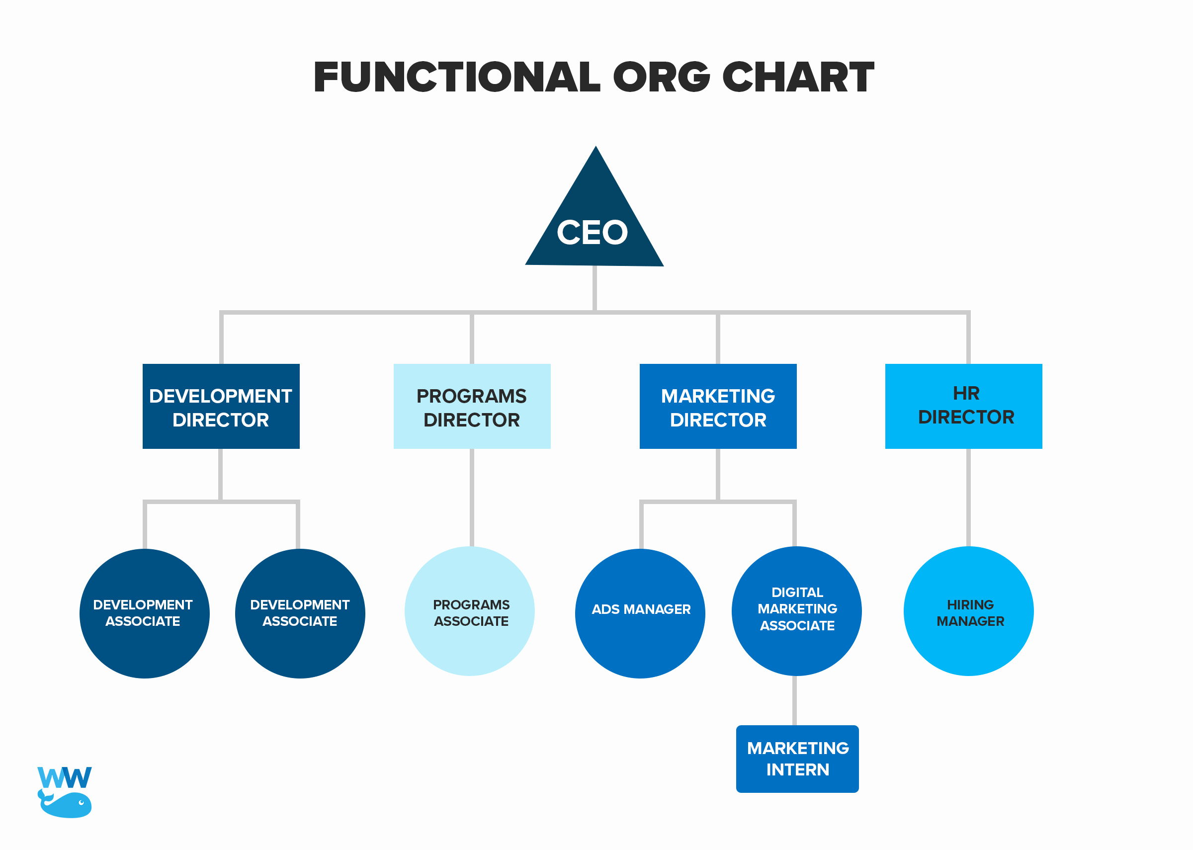 Non Profit organization Structure Template Inspirational Nonprofit org Chart How to Set Up A Simple organization
