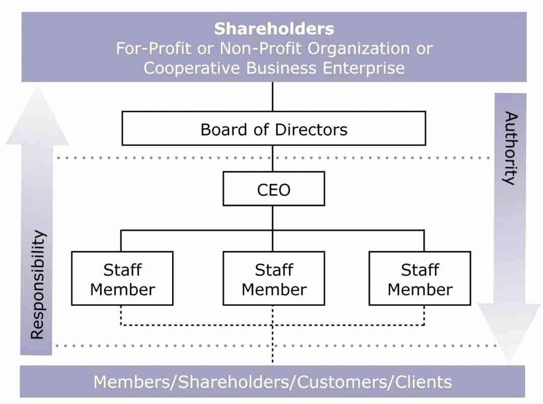Non Profit organization Structure Template Unique 9 Non Profit organizational Chart Template Update234