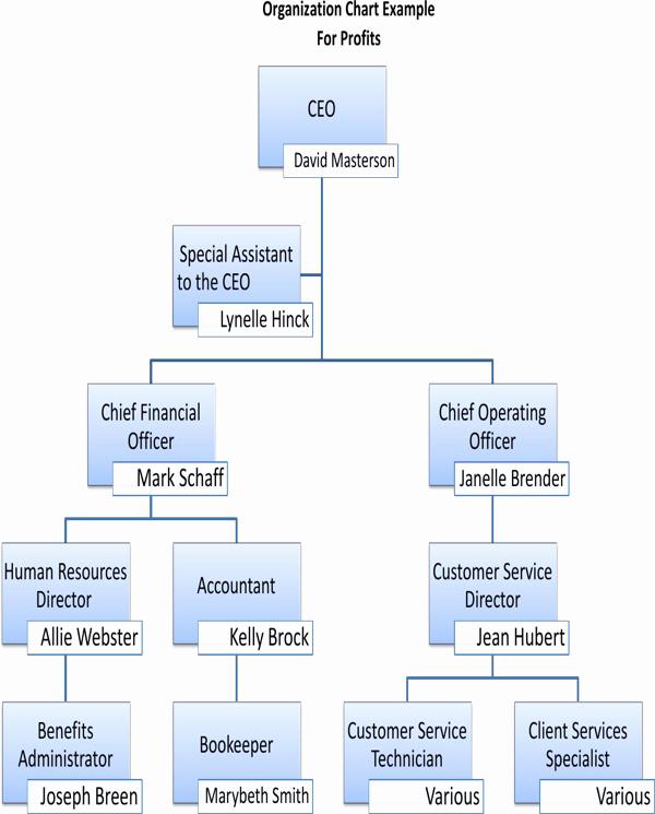 Non Profit organizational Chart Template Elegant Download Non Profit organizational Chart for Free