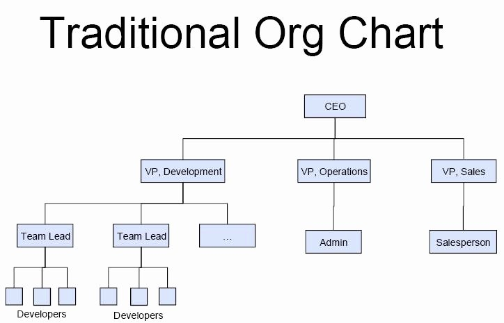 Non Profit organizational Chart Template New Your organization Breakdown In Your Line Business Plan