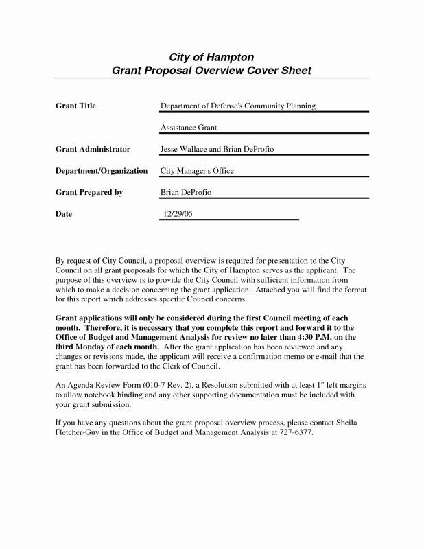Non Profit Proposal Template Awesome Sample Grant Proposal Non Profit