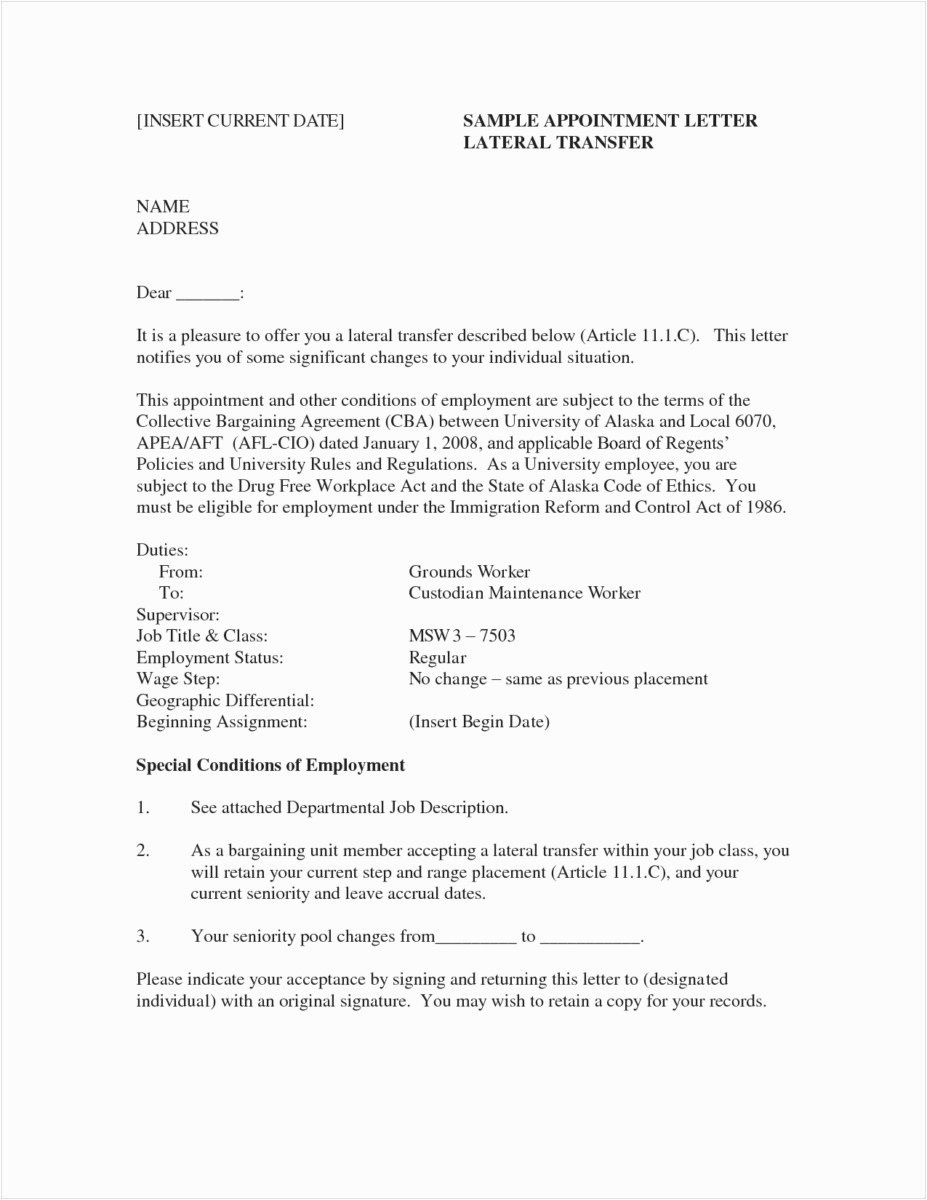 Notarized Letter Template Word Luxury Notarized Letter Template Word Examples