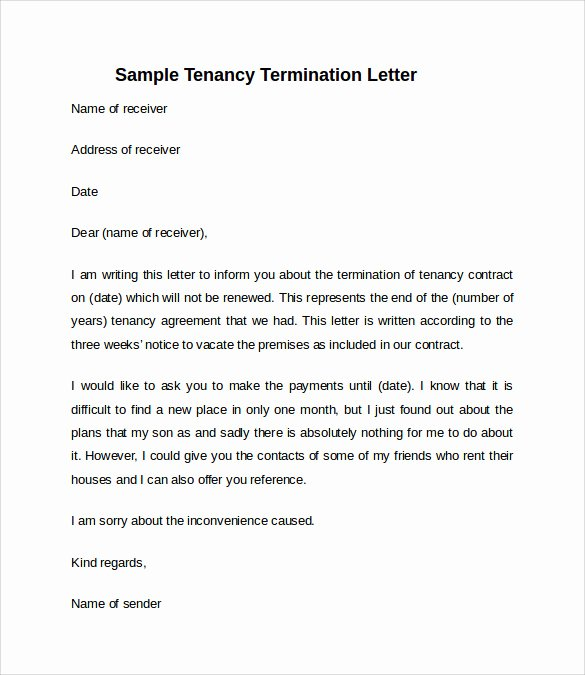 Notice to Vacate Letter Template Beautiful 11 Sample Notice to Vacate Letters Pdf Ms Word Apple