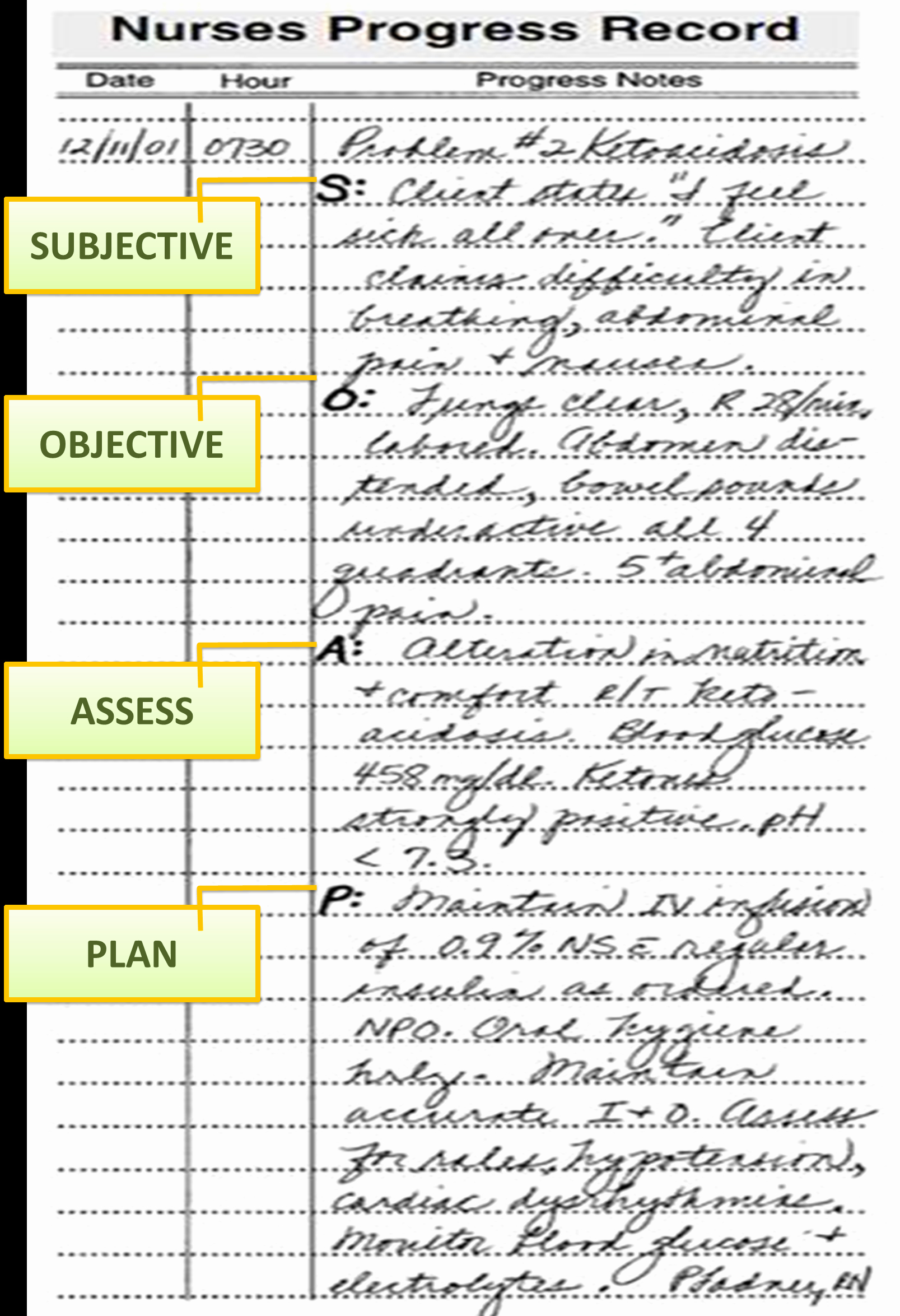 Nurse Progress Note Template Inspirational Planning Patient Care