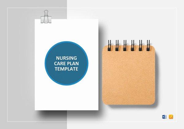 Nursing Care Plan Template Awesome Nursing Care Plan Template 20 Free Word Excel Pdf