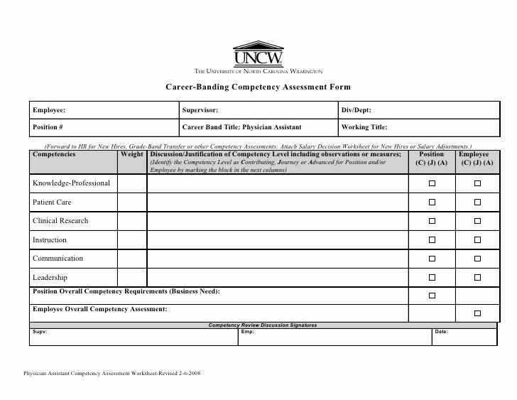 Nursing Competency assessment Template Beautiful 27 Of Nursing Petency Review Template