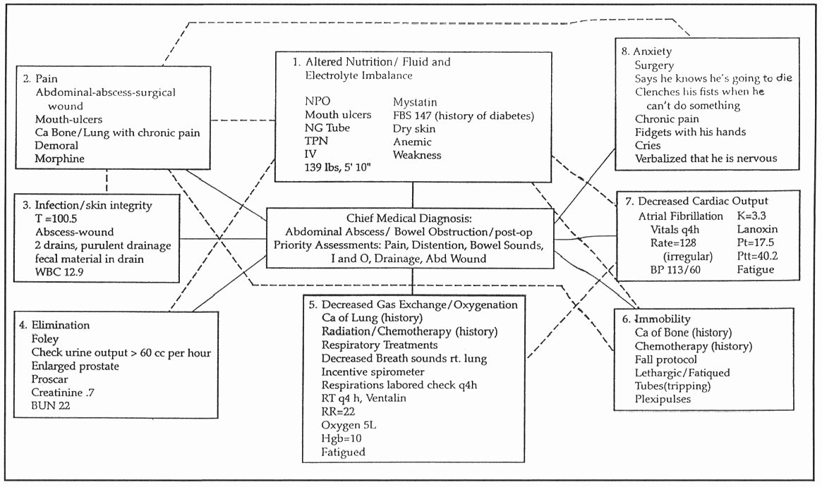 Nursing Concept Map Template Inspirational Nursing Concept Map Template
