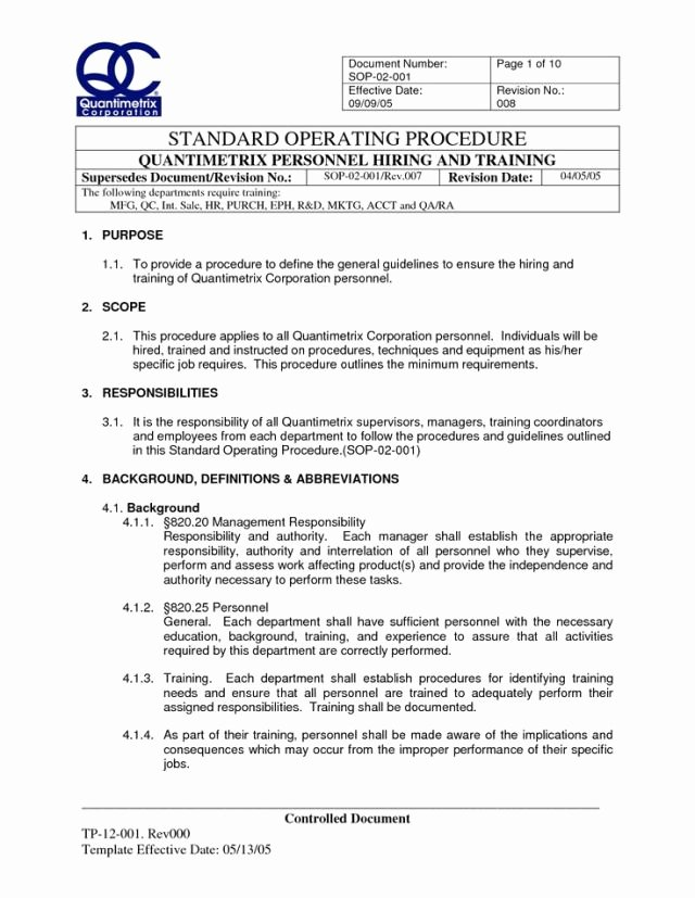 Office Procedures Manual Template Awesome Fice Procedures Manual Template Free Download