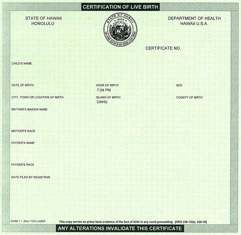 Official Birth Certificate Template Awesome 26 Of Texas Birth Certificate Blank Template
