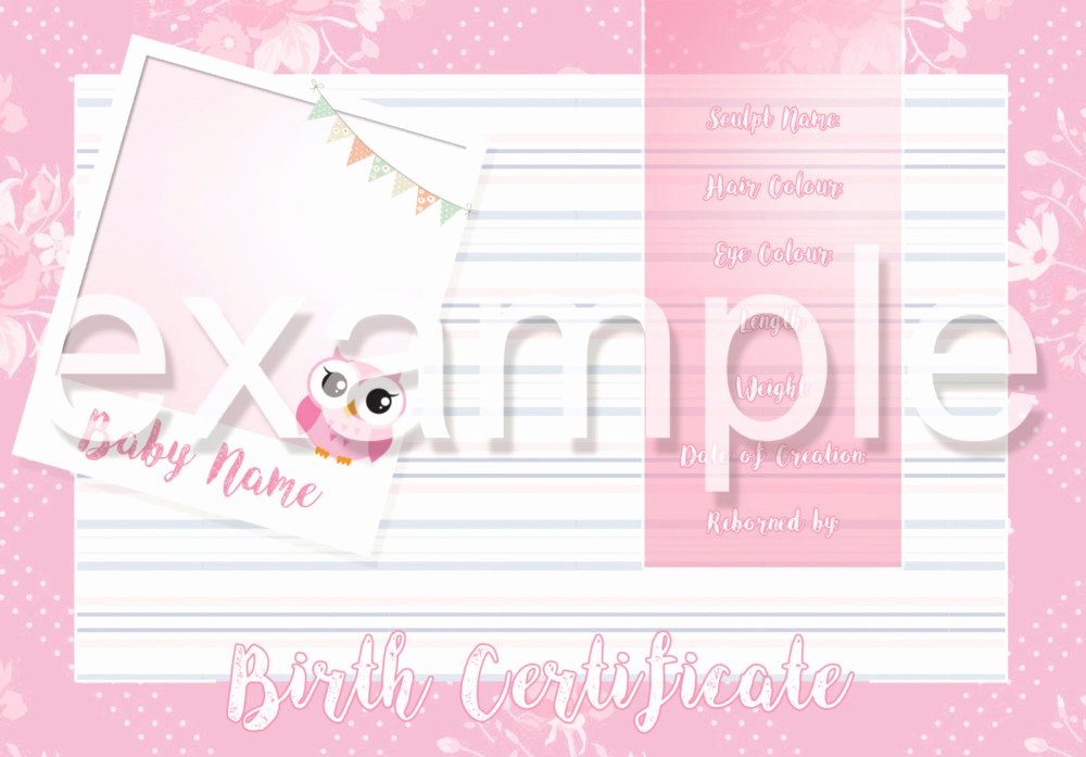 Official Birth Certificate Templates Best Of 10 Editable Birth Certificate Pdf Templates Graphic Cloud