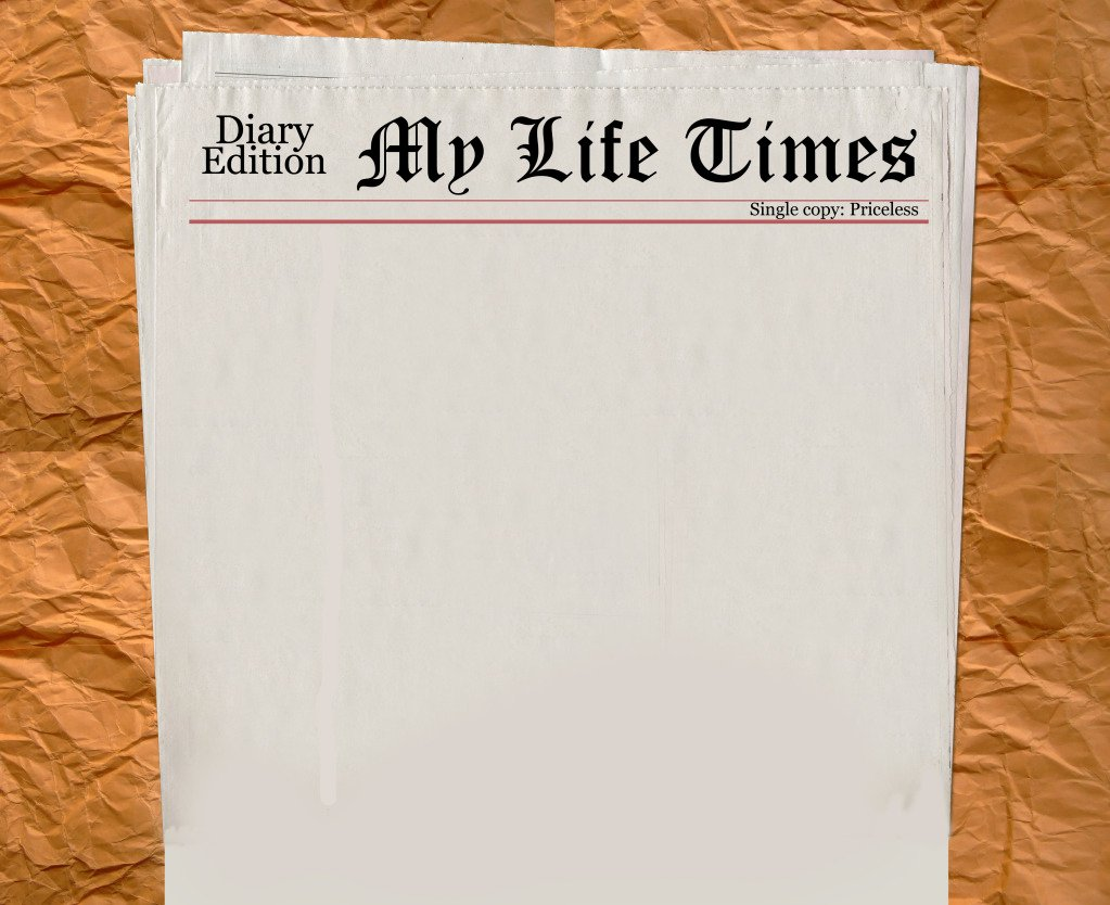 Old Newspaper Template for Word Awesome Best S Of Empty Newspaper Template Daily Newspaper
