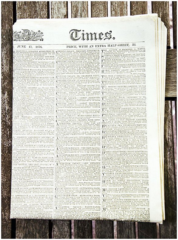 Old Newspaper Template for Word New Old Newspaper Template Word