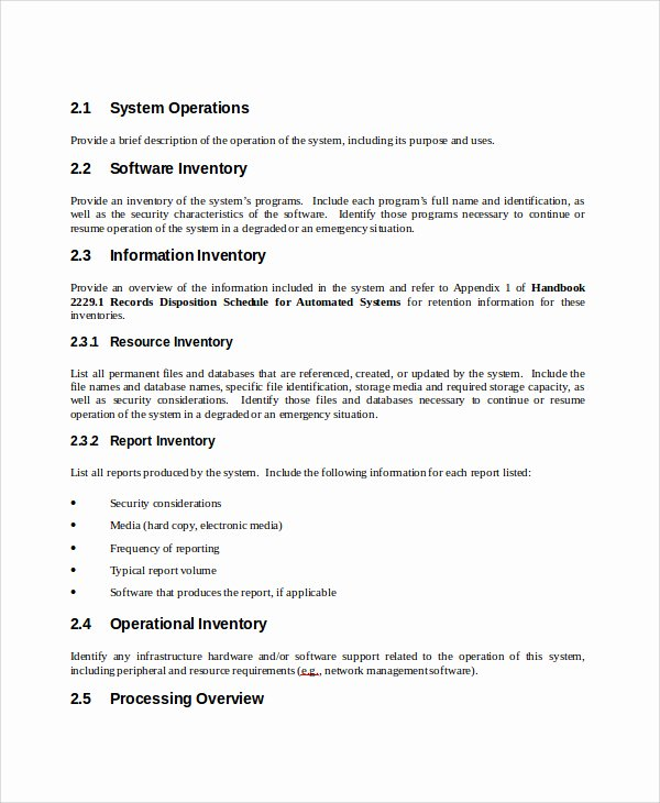 Operations Manual Template Free New 10 Free User Manual Template Samples In Word Pdf format