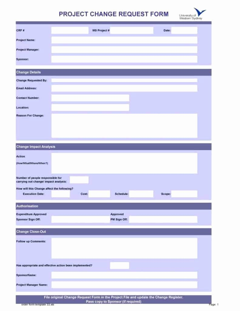 Order form Template Word Unique 33 Free order form Templates & Samples In Word Excel formats