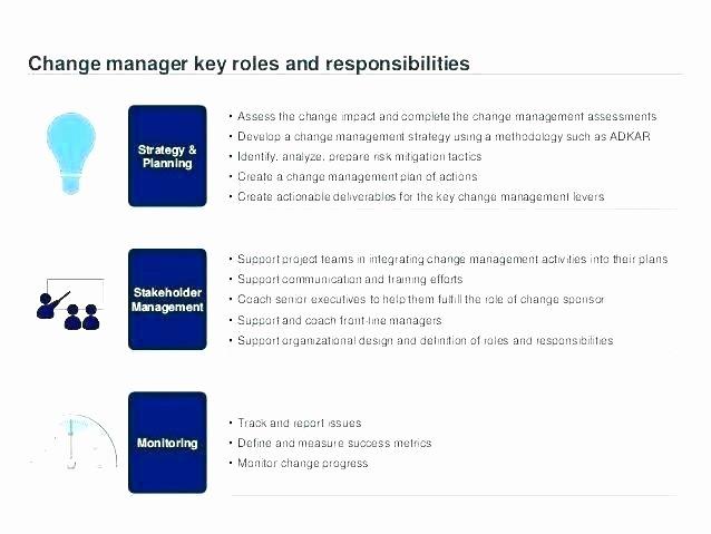 Organizational Change Management Plan Template Elegant organizational Change Management Plan Template