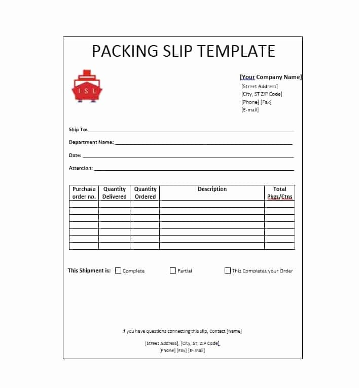 Packing List Template Pdf Awesome 14 Packing List Templates Excel Pdf formats
