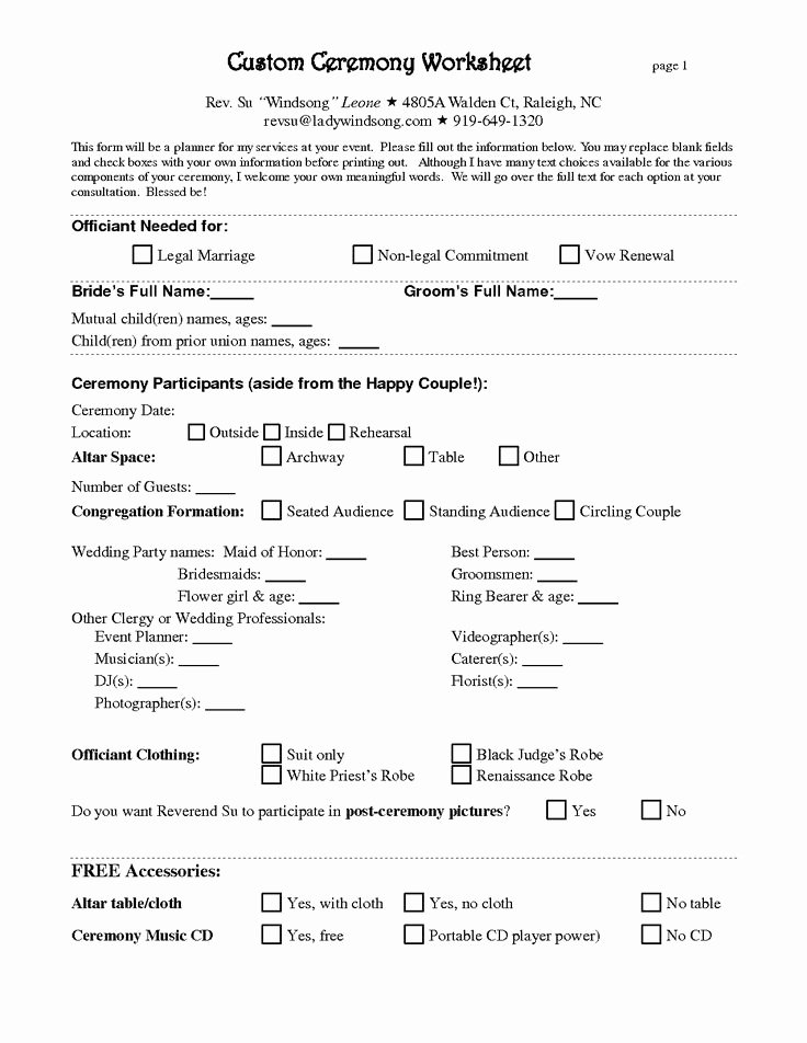 Party Planner Contract Template Beautiful Free Wedding Planner Contract Template