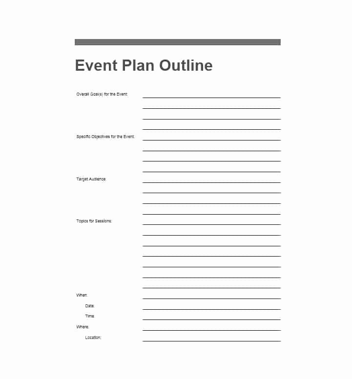Party Planning Template Free Elegant 50 Professional event Planning Checklist Templates