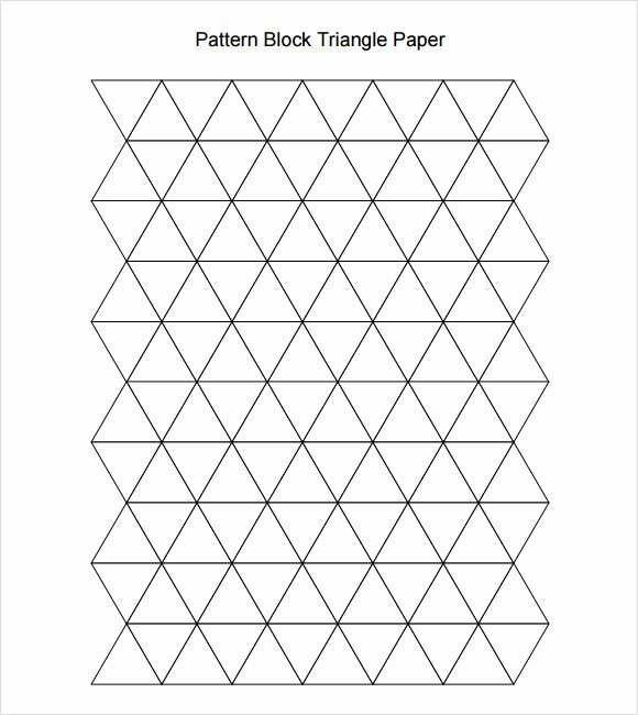 Pattern Block Templates Pdf Elegant Free 8 Useful Sample Pattern Block Templates In Pdf