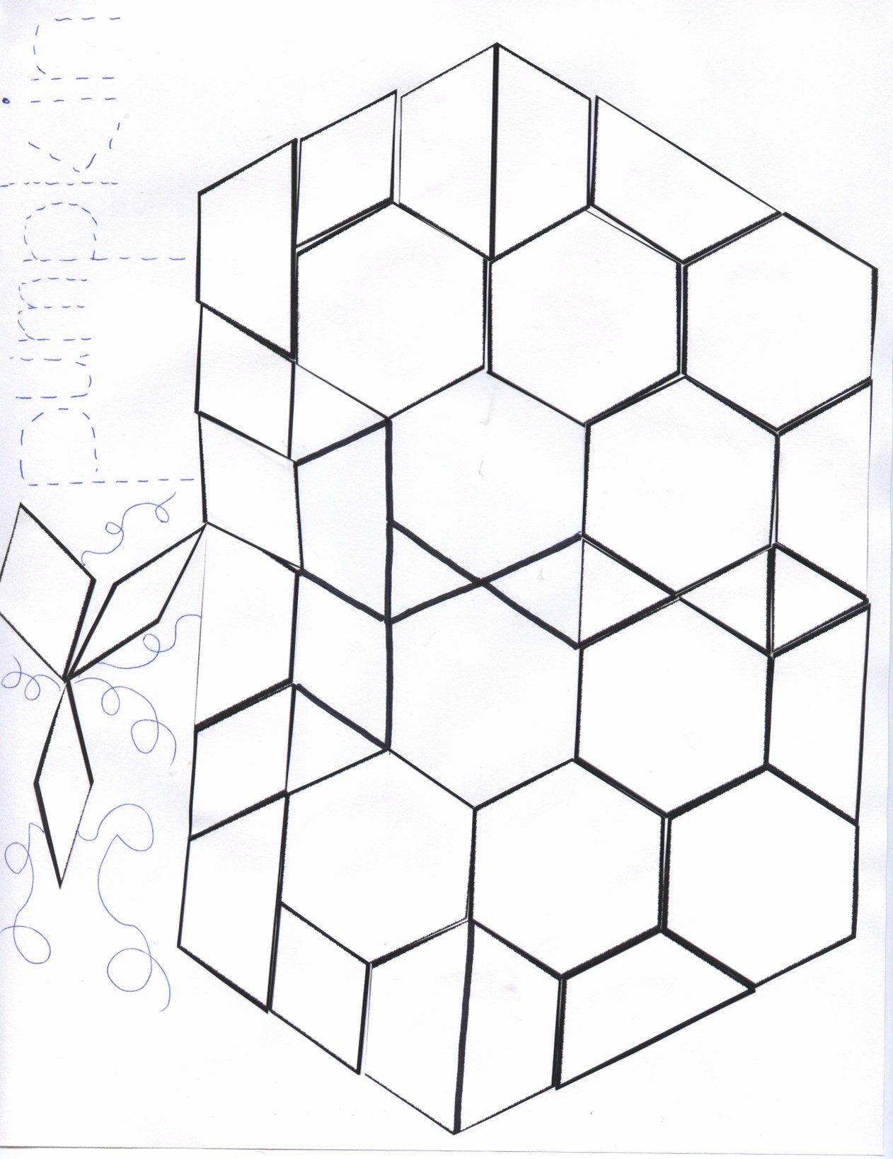 Pattern Block Templates Pdf Fresh Pattern Block Shapes
