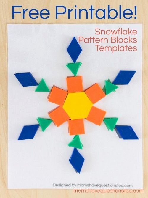 Pattern Block Templates Pdf Inspirational 17 Best Ideas About Pattern Blocks On Pinterest