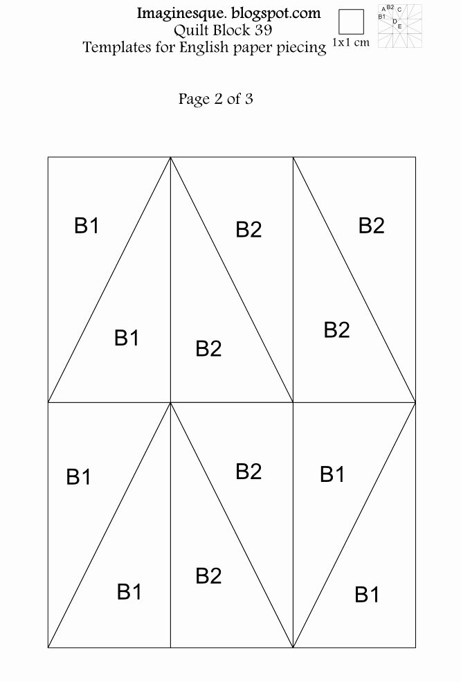 Pattern Block Templates Pdf Unique Imaginesque Quilt Block Pattern 39 Pattern&templates