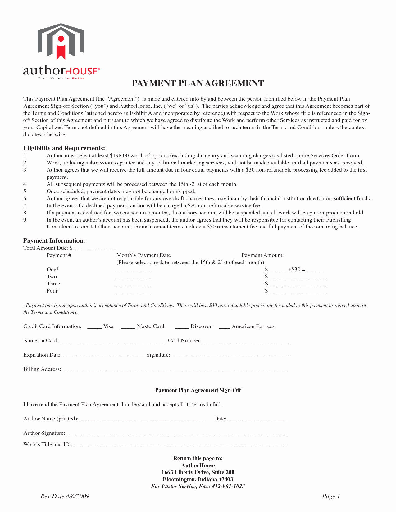 Payment Plan Contract Template Unique Agreement Template Category Page 4 Efoza